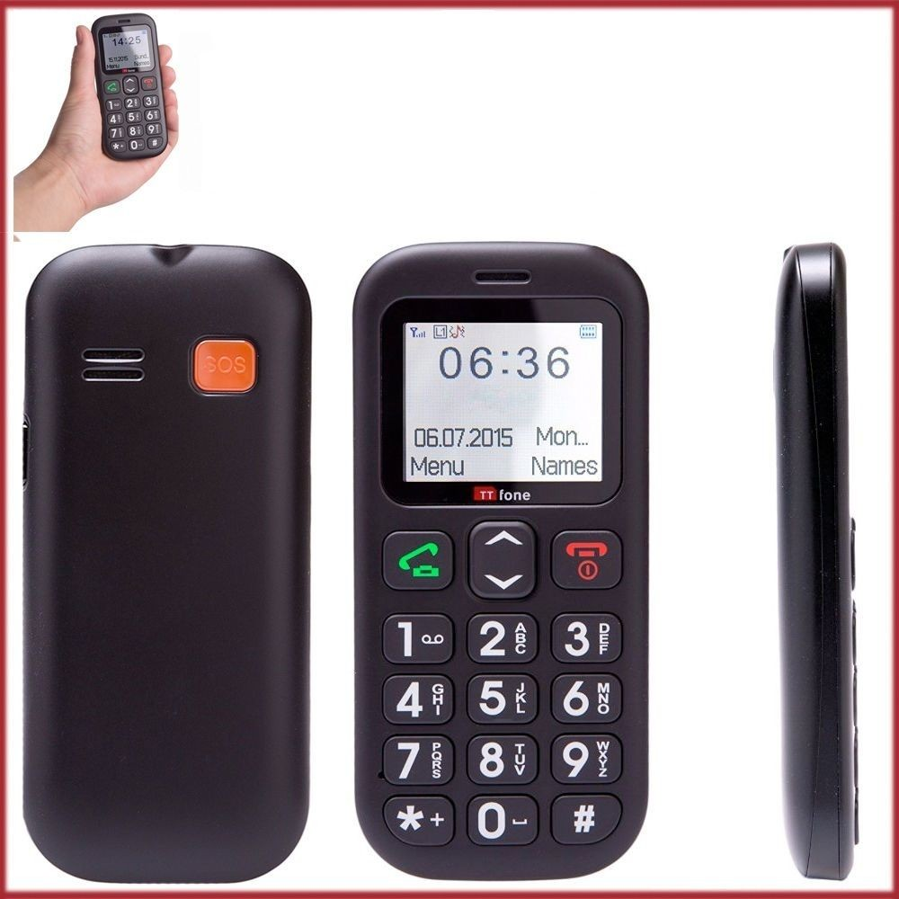 sos phone for elderly. Black Bedroom Furniture Sets. Home Design Ideas